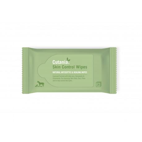Cutania Skin Control Wipes