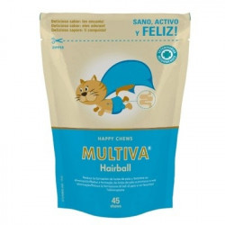 MULTIVA Hairball Gatto - Vetnova -